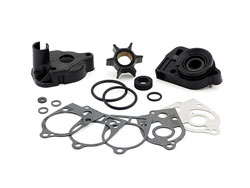 Complete Water Pump Kit Mercury 46-77177A 3