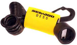 Sea-Doo/BRP DESS Programmable Safety Lanyard. OEM 278-002-199
