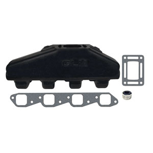 Exhaust Manifold Assembly - OEM: CHVA-1-84 (Barr)