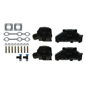 GM V6 Complete Manifold & Conversion Kit