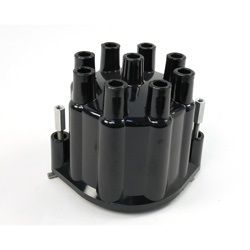 Distributor Socket Cap - Black