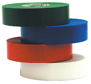 #35 Vinyl Elect Tape 3/4 Red