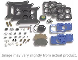 Carburetor Renew Kit for Model 4160 600 cfm.