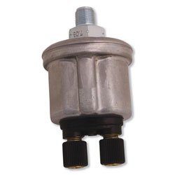 High Vibration Electric Fuel or Water Pressure Sender 0-15PSI