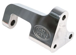 Reverse Crossover Mount Alternator Bracket