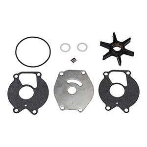 85089Q4 Water Pump Repair Kit - 15 through 25 Horsepower 2-Cycle Mercury and Mariner Outboards