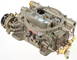 750 CFM Carburetor, Square Flange, Electric Choke, Marine