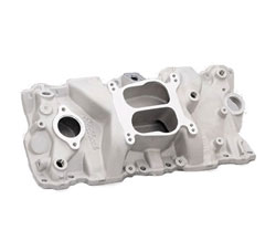 Small Block Chevy V-8 '87-'95 Polished Performer Manifold