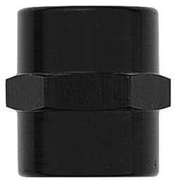 Black Female NPT Pipe Coupling