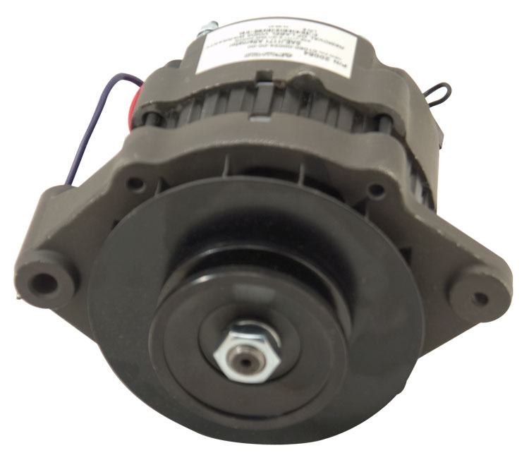 12 Volt, 55 Amp Alternator, Internal Regulator