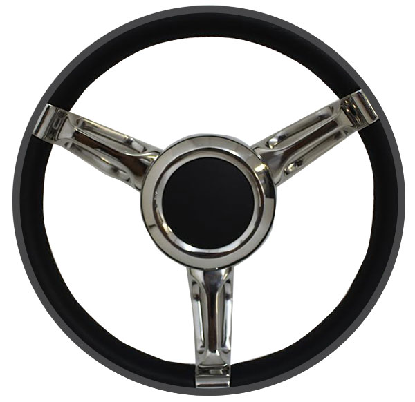 "14"" Isotta Diama Steering Wheel"