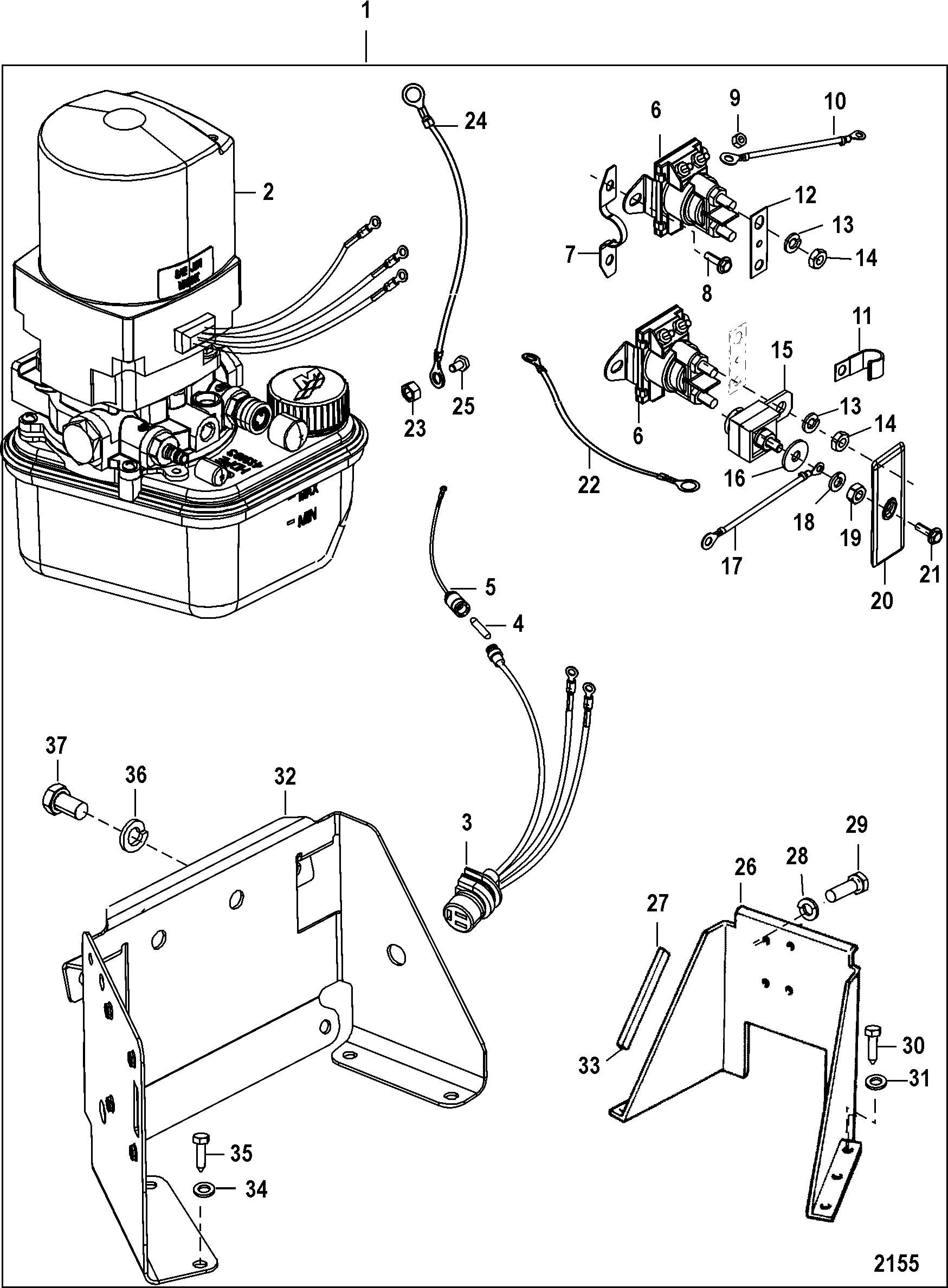Mercruiser Trim Pump Wiring   Wiring Diagram All suck private ...