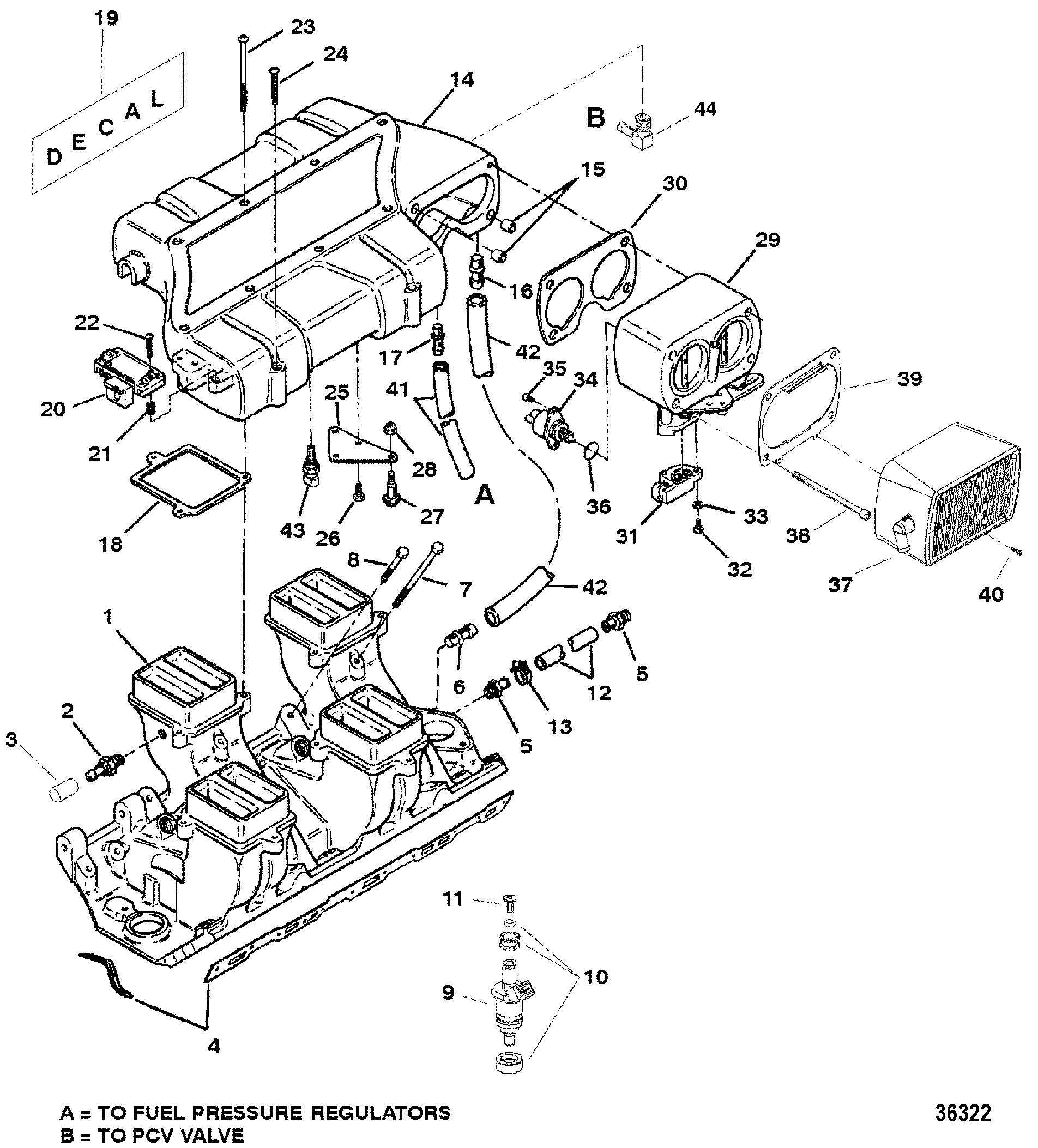 36322 7 4 mercruiser engine wiring diagram great installation of wiring