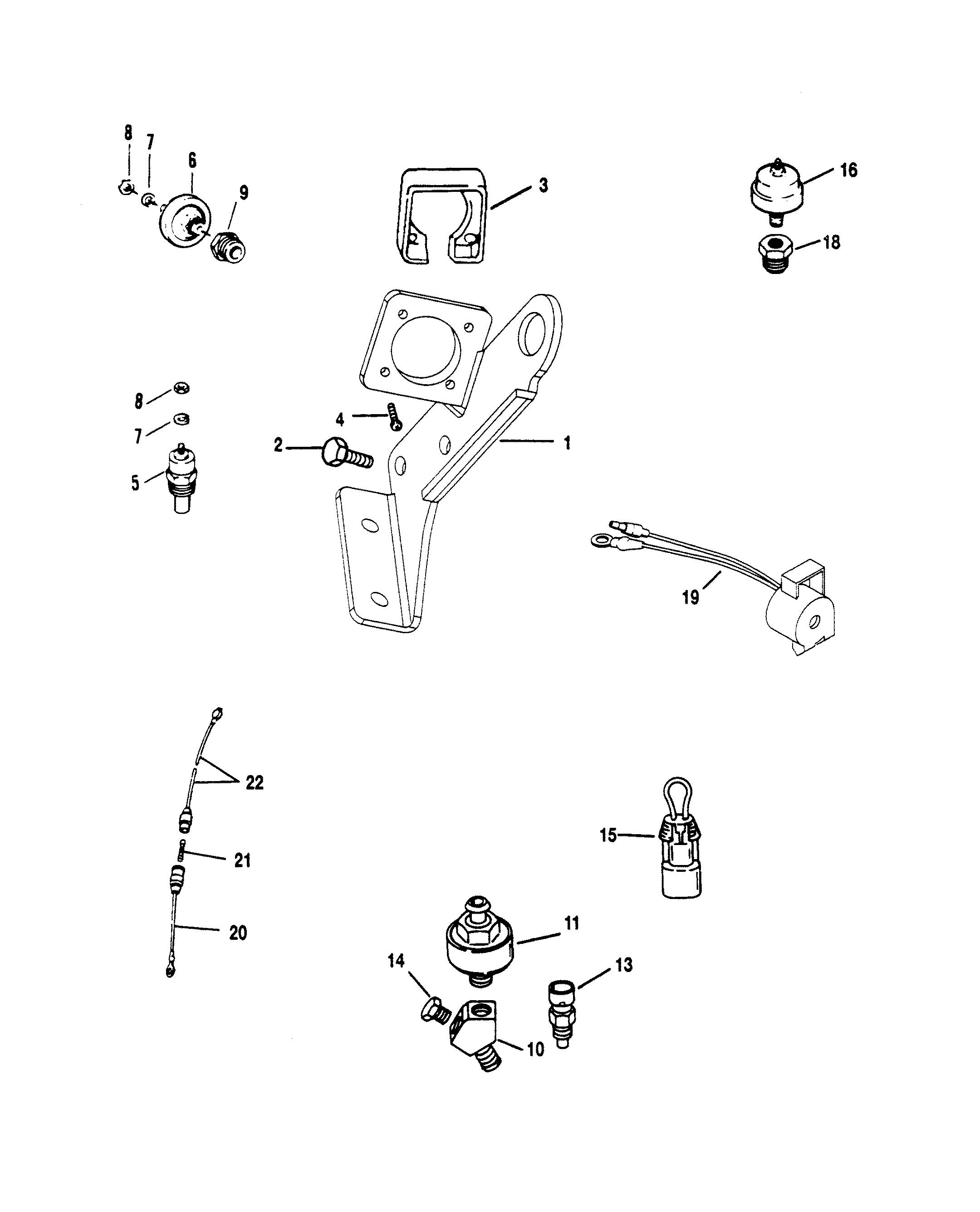 Hardin Marine - Senders And Sensors