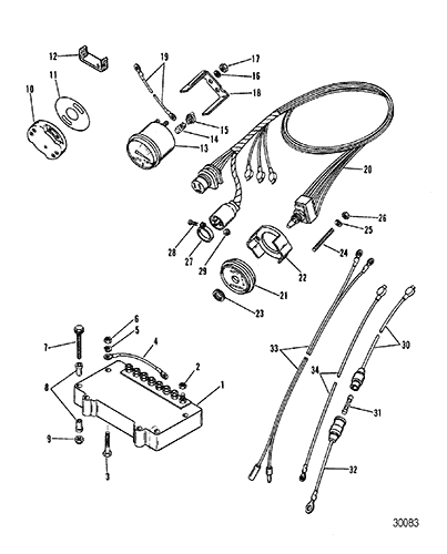 Oildyne Trim Pump Wiring Diagram