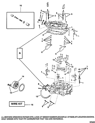 gm electric choke wiring diagram hardin marine - carburetor (weber)