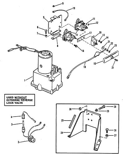 Prestolite Trim Pump Wiring