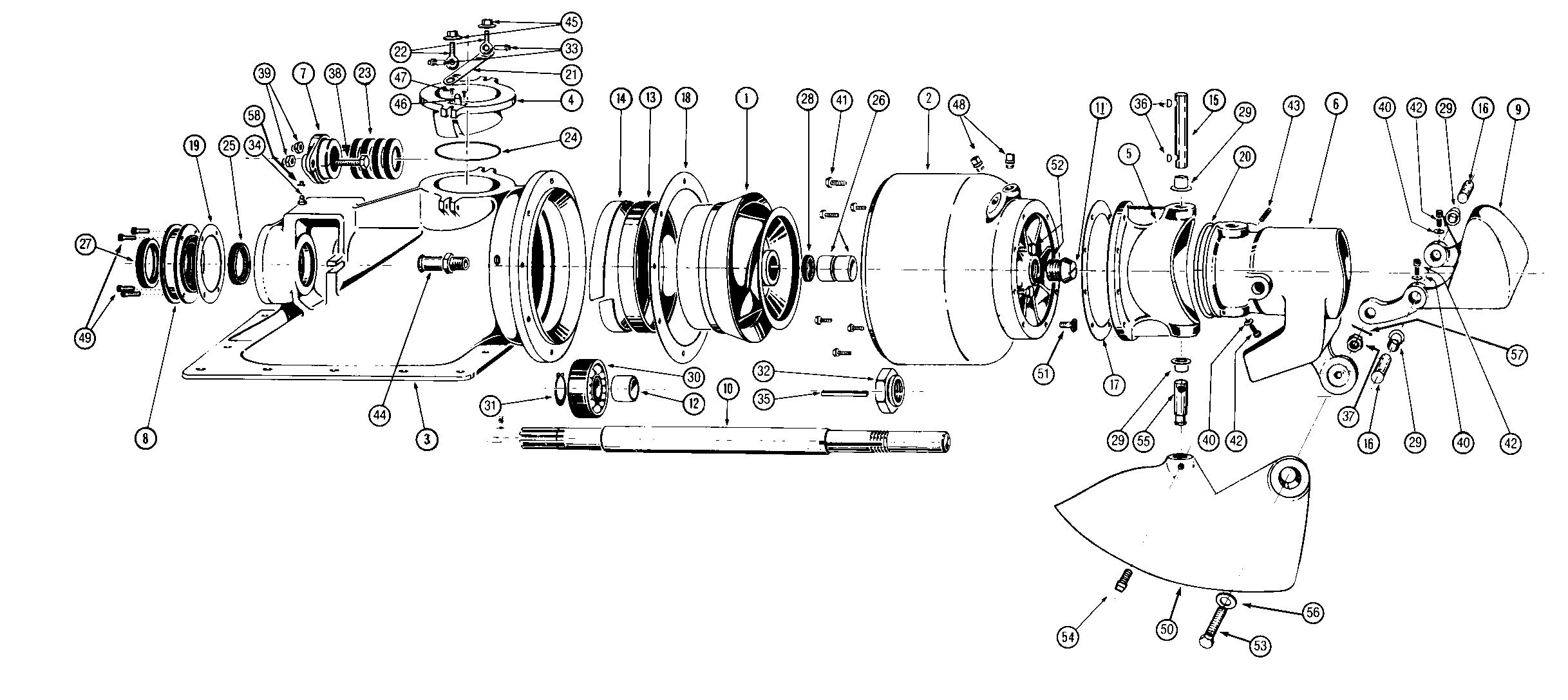 Hardin Marine Jet Boat Wiring Diagram Boston Whaler 454 Model 12jg Parts On Mercruiser Fuel Gauge