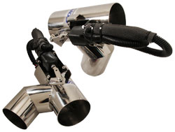 Exhaust Diverter Systems - Mercruiser 4.3L V6 Pre-2004