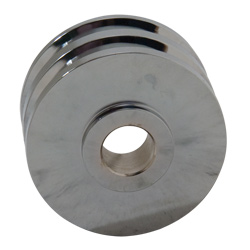 Double Groove Alternator Pulley