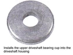 Bearing Cup Driver 91-33493T