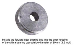 Bearing Cup Driver 91-36577T