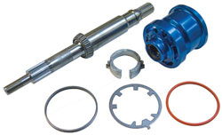 "1-1/4"" Propshaft Conversion Kit"