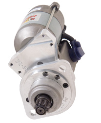 High Torque - Top Mount Starter, Counter Clockwise Rotation