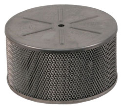 "5-3/4"" x 3"" High Flame Arrestor, Aluminum"