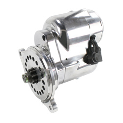 Starter For Ford 302/351 - Polished