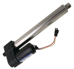 12 Inch Stroke Electric Hatch Actuator