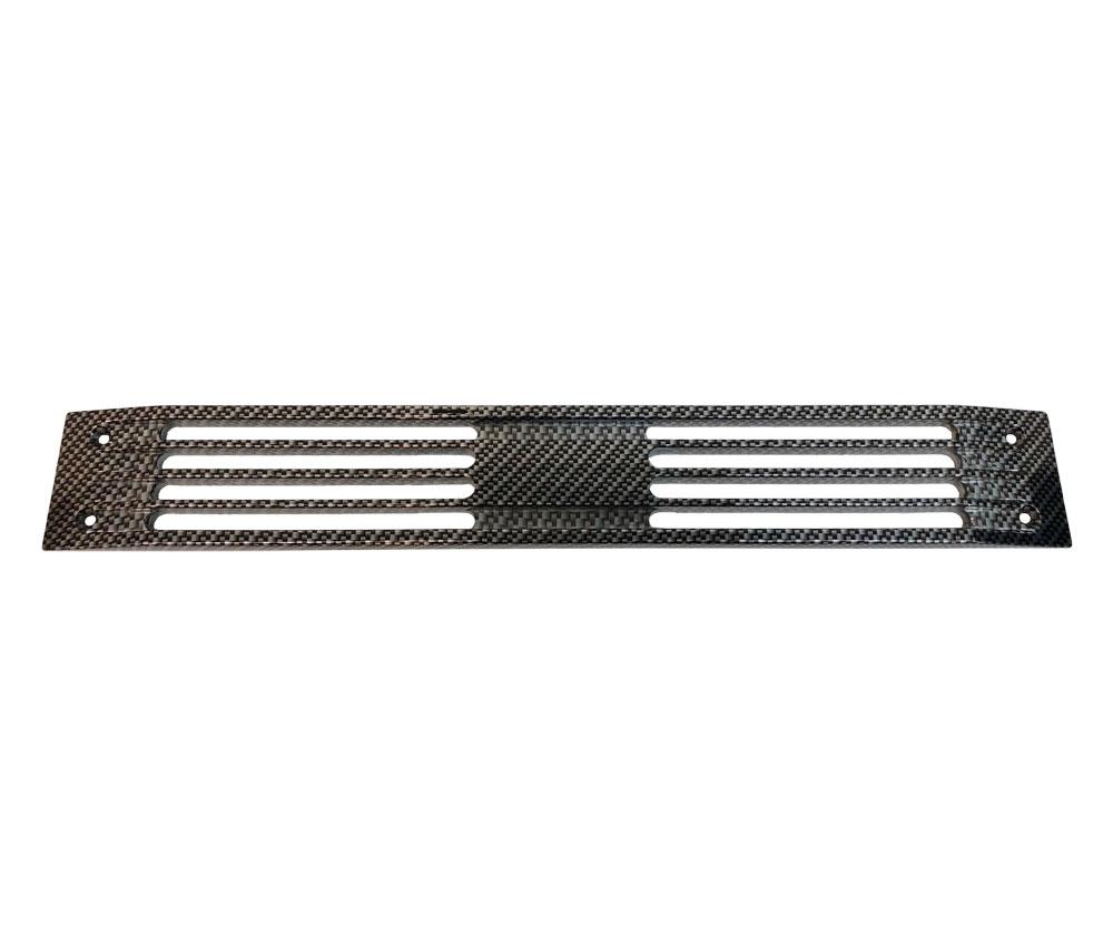 Hardin Marine Slim Style Billet Vent Carbon Fiber 17 58 X 2 12
