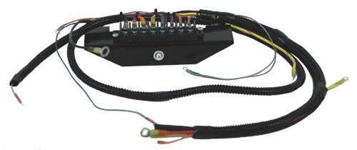 [SCHEMATICS_44OR]  Terminal Block Style Marine Engine Wiring Harness - Big Block/Small Block  Chevy - Hardin Marine | Large Wiring Harness |  | Hardin Marine