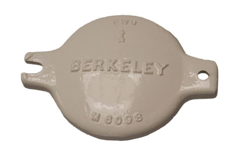 Berkeley Jet 12J Hand Hole Cover