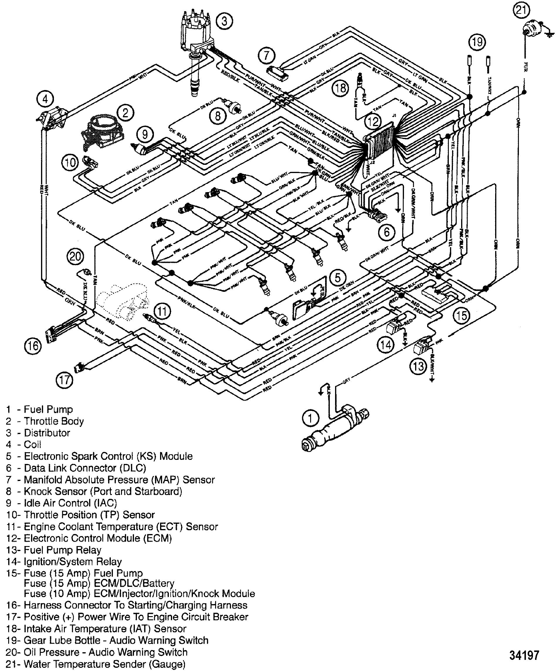 Hardin Marine - Wiring Harness (EFI)Hardin Marine