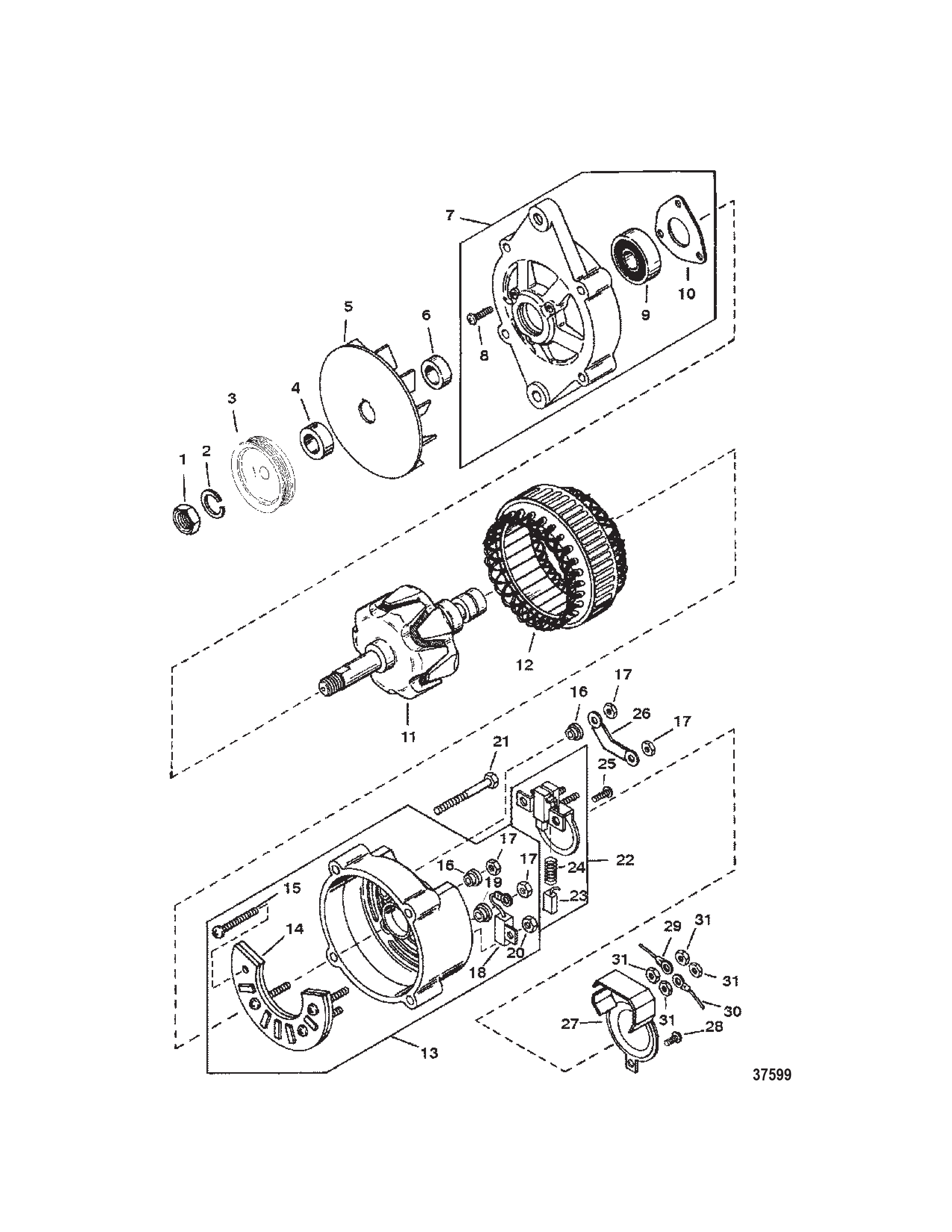 Alternator Wiring Diagram Chevy 2 Cid 1997