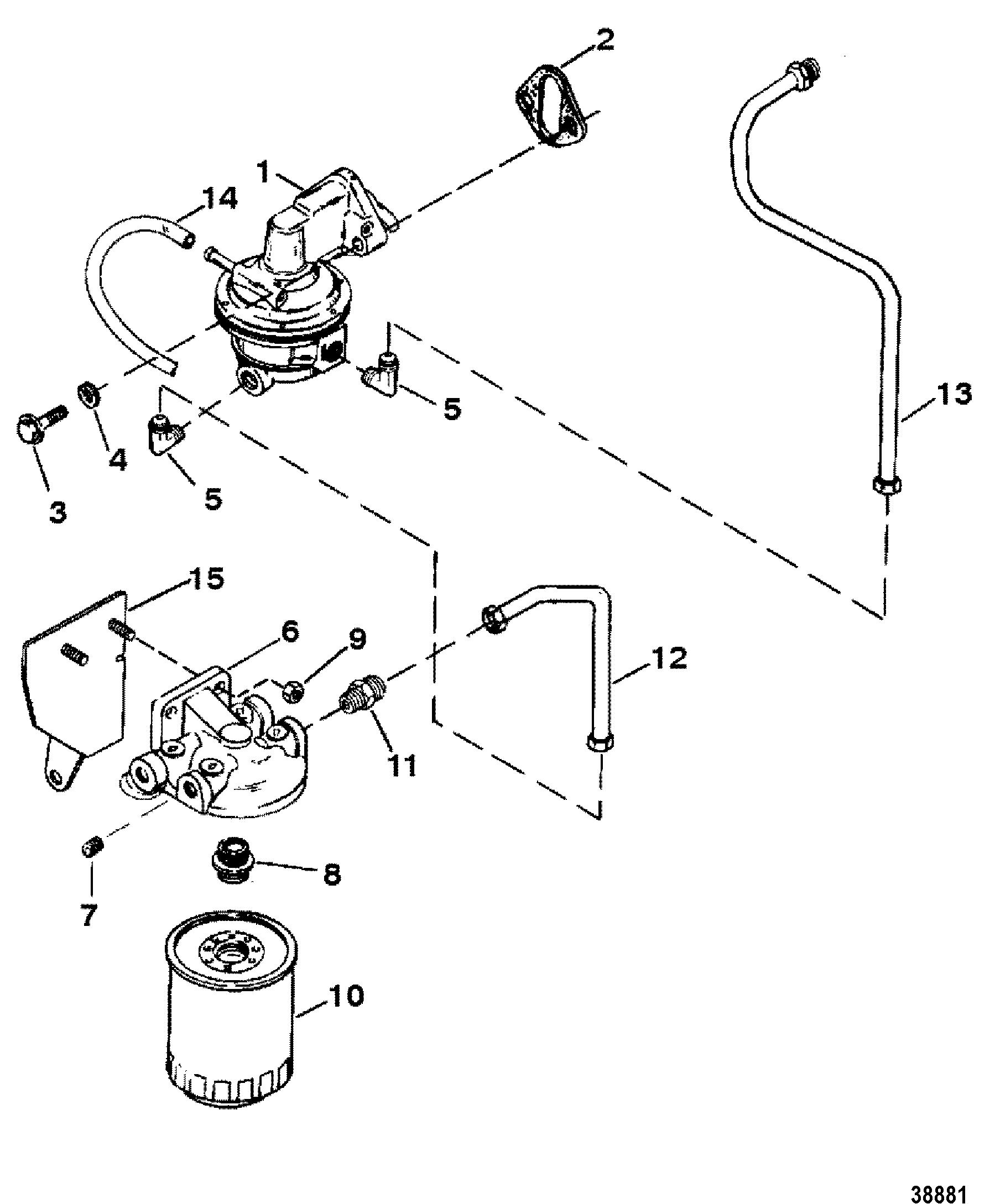Hardin Marine - Fuel Pump And Fuel FilterHardin Marine