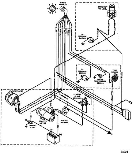Hardin Marine - Wiring Harness (Engine)Hardin Marine